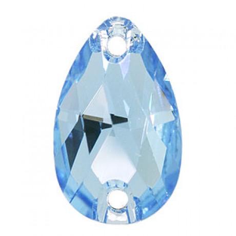 Prisiuvamas kristalas 3230/12 Light Sapphire