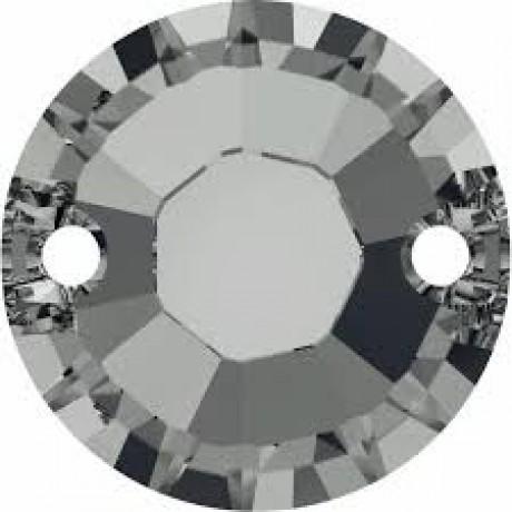 Prisiuvamas kristalas 3204/10 Silver Night