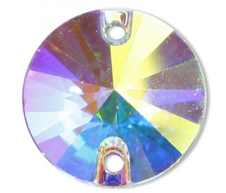 Prisiuvamas kristalas 3200/10 Crystal AB