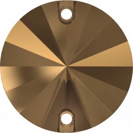 Prisiuvamas kristalas 3200/10 Crystal Bronze Shade
