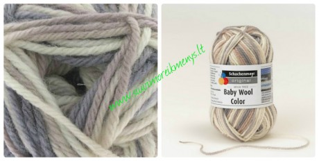 Baby Wool Color, 186