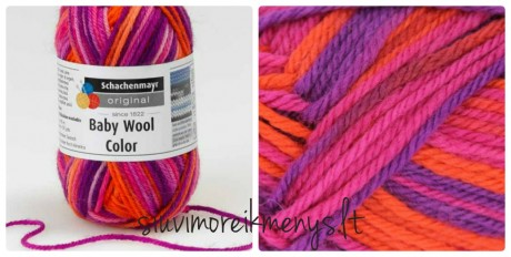Baby Wool Color, 185