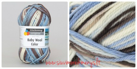 Baby Wool Color, 180