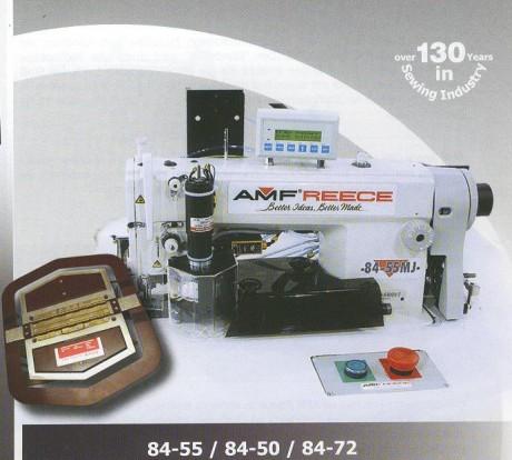 Automatinis siuvimo įrengimas AMF REECE AUTOJIG 84-72 M