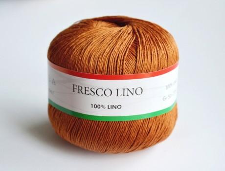 Nėrimo siūlai Lino Fresco
