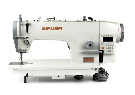 Pilnai automatinė tiesiasiūlė siuvimo mašina Siruba DL7200-BM1-16
