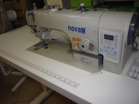 Pilnai automatinė tiesiasiūlė mašina Novatex NS-1001