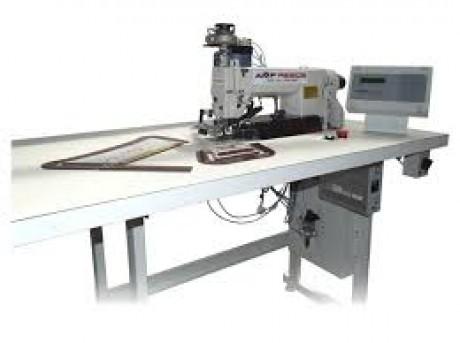Automatinis siuvimo įrengimas AMF REECE AUTOJIG 84-72 U