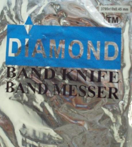 Peilio juosta DIAMOND HF-3500 x 10