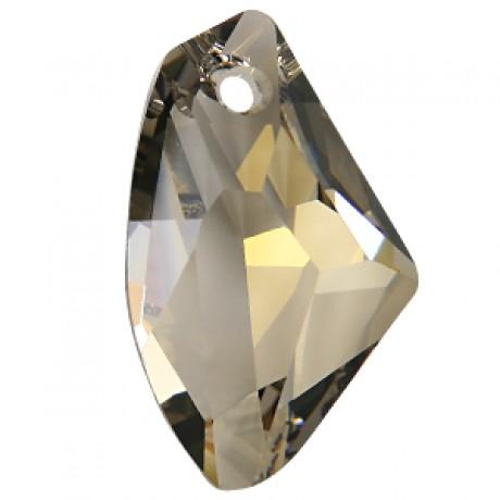 Pakabukas 6657/20 Crystal Silver Shade