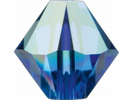 Karoliukai 5328/4 Sapphire AB
