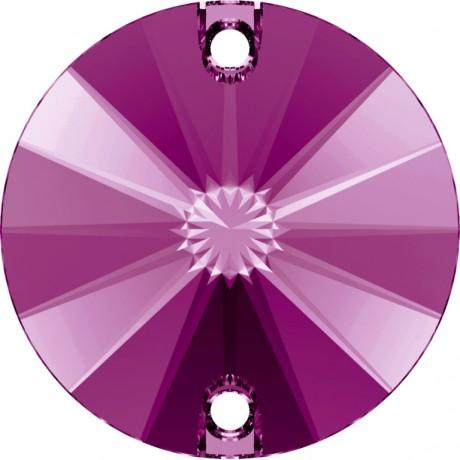 Prisiuvamas kristalas 3200/10 Fuchsia