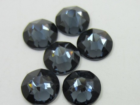 Kristalai 2078/16 Black Diamond Shimmer