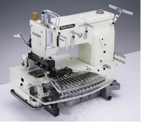 Dekoratyvinio siuvimo mašina Kansai Special DFB1412PTV
