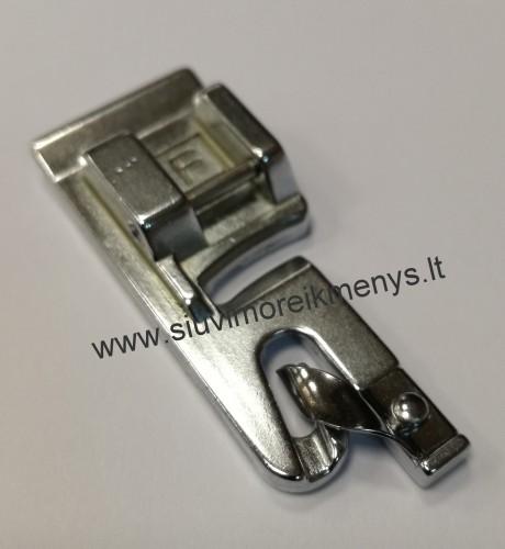 JUKI krašto dvigubo palenkimo pėdelė (3 mm), A9826-008-0A0