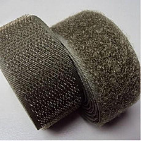 Prisiuvama kontaktinė juosta Lecron 20 mm. chaki LOOP
