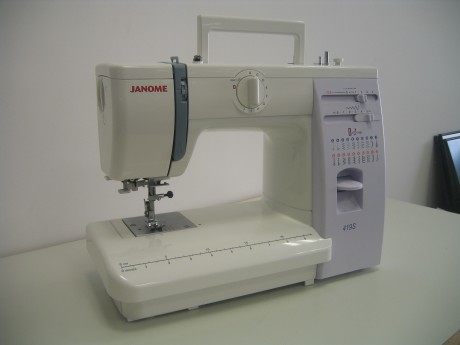 Siuvimo mašina Janome 419S