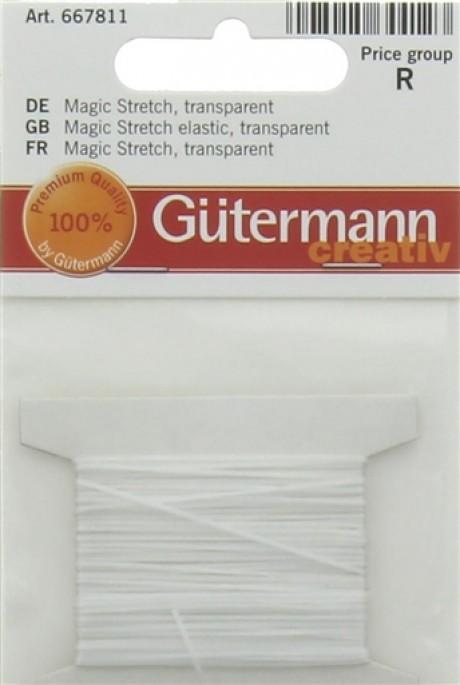 Gütermann siūlas - gumytė art. 667811