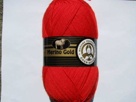 Mezgimo siūlai Merino Gold sp. 032