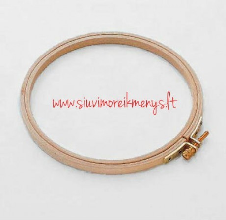Siuvinėjimo lankelis, 10 cm