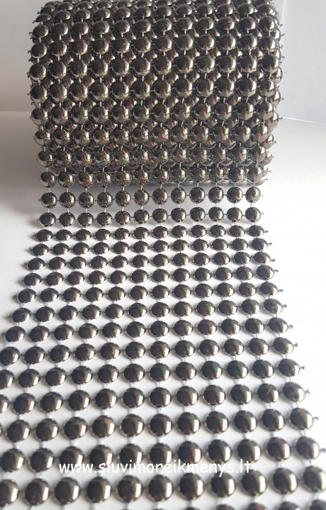Dekoratyvinė blizgi juosta 120 mm(4)