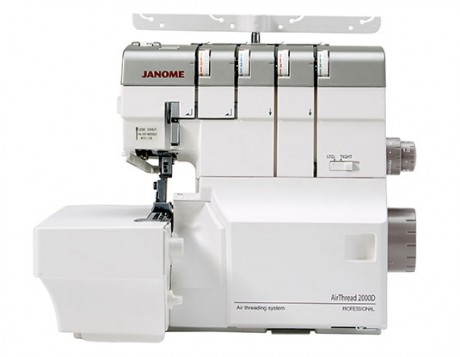 Overlokas Janome AirThread 2000D Professional