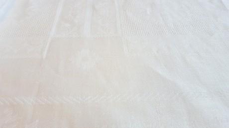 Dekoratyvinis lino audinys staltiesėms 8c215