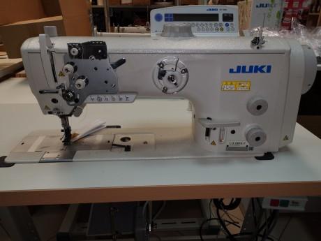 Siuvimo mašina sunkiems audiniams Juki LU2810-7-OBBS-SC920-CP180C