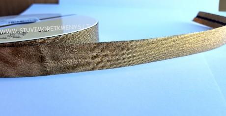 Metalizuota apkantavimo juosta 18/9 mm, 7710/103