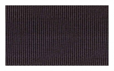 Galanterinė austa elastinė juosta (guma) 25 mm, sp. ruda