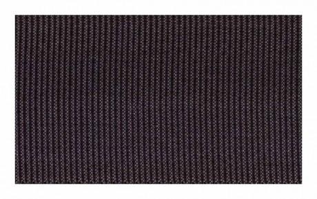 Galanterinė austa elastinė juosta (guma) 50 mm, sp. ruda