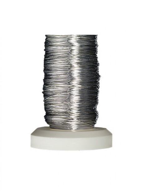 Gütermann varinė viela su sidabro padengimu 0,25 mm, 66661