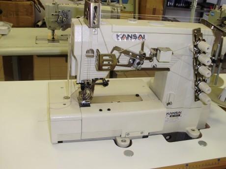Plokščiasiūlė siuvimo mašina KANSAI SPECIAL WX8803D