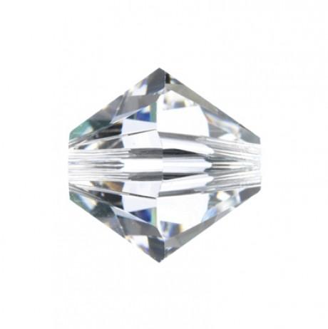 Karoliukai 5328/3 Crystal