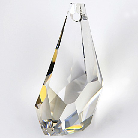Pakabukas 6015/21 Polygon Drop Pendant Crystal