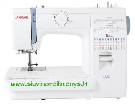 Siuvimo mašina Janome 423 (5522)