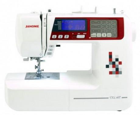 Siuvimo mašina Janome TXL607