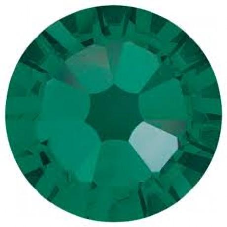 Swarovski kristalai 2078/34 Emerald A