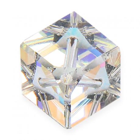 Karoliukas 5600/8 Crystal AB