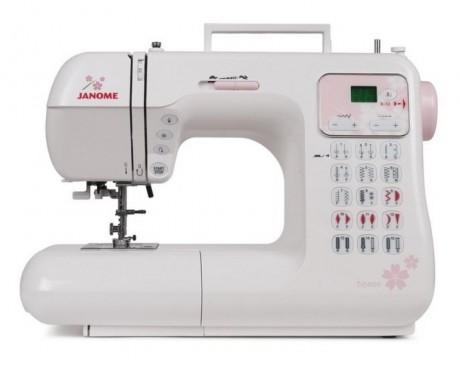 Kompiuterinė siuvimo mašina Janome DC 4030