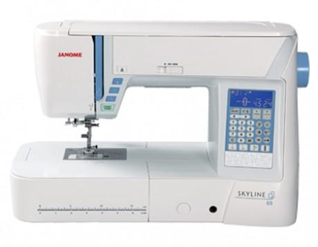 Siuvimo mašina Janome Skyline S5