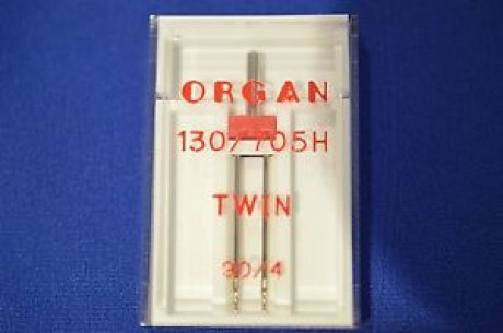 Dviguba adata TWIN 90, 4 mm tarpelis