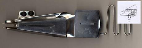 Plokščiasiūlių kantavimo prietaisėliai 123A