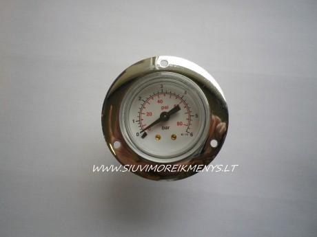 Bieffe spaudimo monometras B-MV4F
