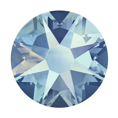 Swarovski kristalai 2078/16 Light Sapphire Shimmer