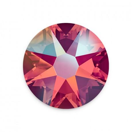 Swarovski kristalai 2078/16 Light Siam Shimmer