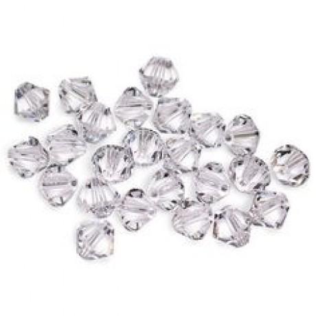 Karoliukai 5328/4 Crystal