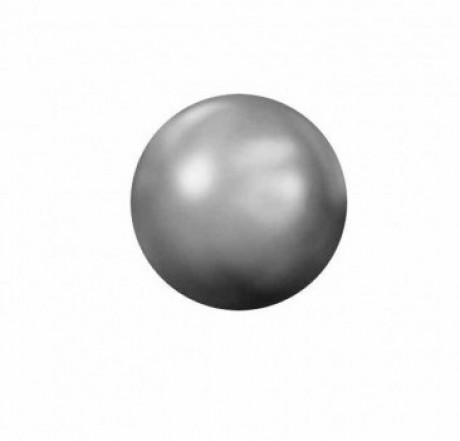 "Swarovski perlai 2080/16 Crystal Chrom ""V"""