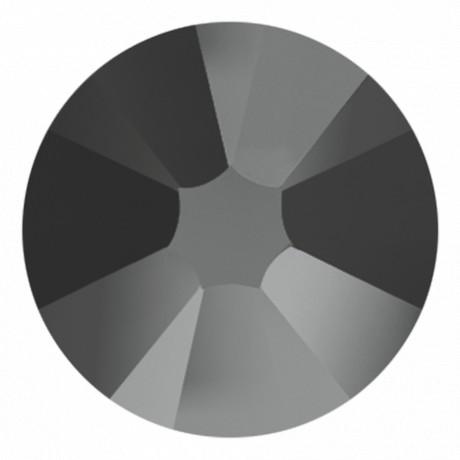 Swarovski kristalai 2078/30 Jet Hematite A