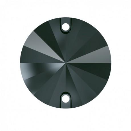 Prisiuvamas kristalas 3200/14Jet Hematite